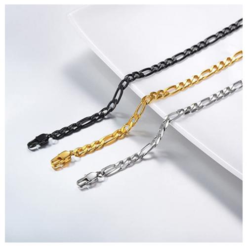 PROSTEEL Figaro Chain Choker Metals