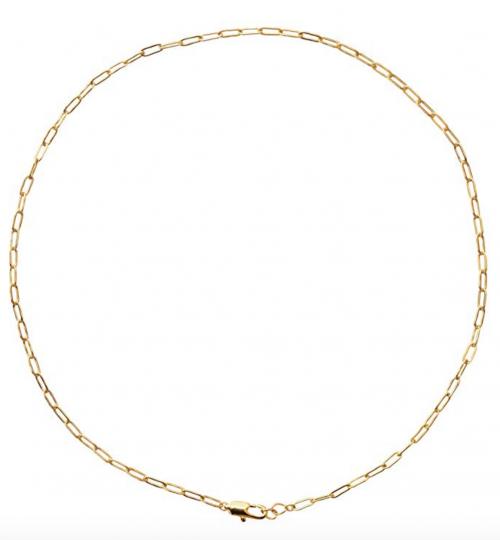 Benevolence LA Gold Choker Necklace