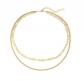 SEAYII 14K Gold Dainty Chain