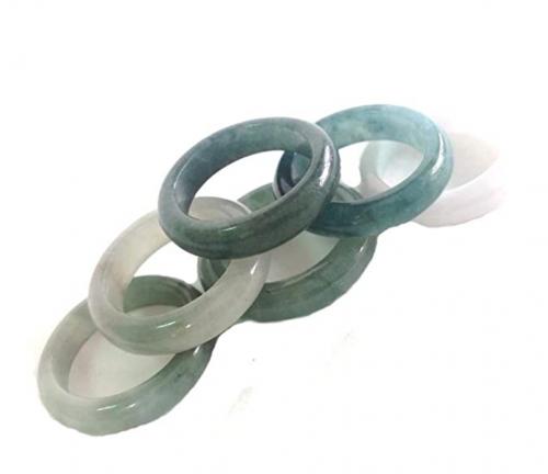 Karatgem Jewelry Jade Rings
