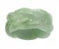 Lux Genuine Green Jade Eternity Ring