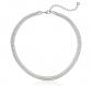 Anne Klein Collar Chain Necklace