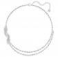 SWAROVSKI Crystal Nice Feather Collar Necklace