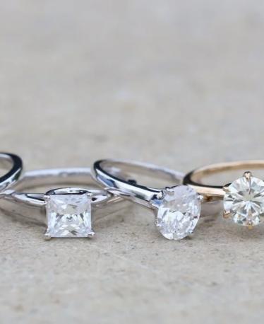 White Sapphire vs Diamond: Complete Comparison