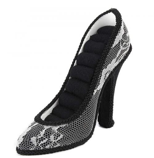Ikee Design High Heel Shoe Jewelry Stand Single