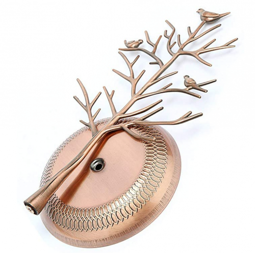WELL-STRONG Tower Tree  Ring Holder Detail