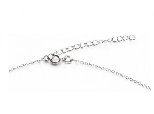 Deidreamers 925 Sterling Silver Sun Necklace Clasp