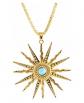 St.Ushine Classic Sun Necklace