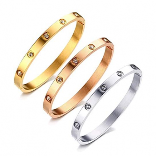 XYZONE Bangle Bracelet for Love