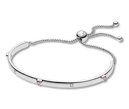 Pandora Explosion of Love Silver Bracelet
