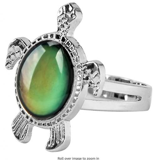 Acchen turtle ring