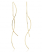 Lovey Dovey Wave Chain Threader