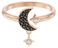 Swarovski Symbolic Collection Moon Ring
