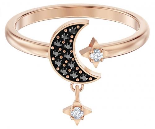 Swarovski Symbolic Collection Women's Moon Thumb Ring