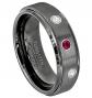 Jewelry Avalanche Ruby & Diamond Ring