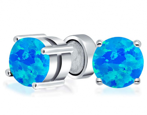 Bling Jewelry Magnetic Clip On Earrings