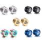VNOX 5 Color Set Earrings