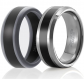 SOLEED Twins - Wedding Ring Set