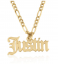 Beleco Jewelry Name Necklace