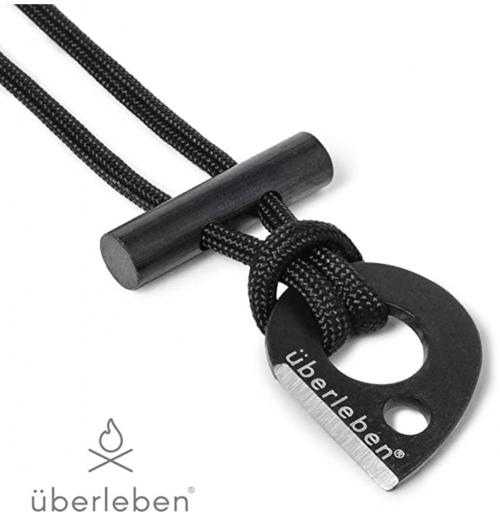 überleben Leicht Fire Starter Necklace