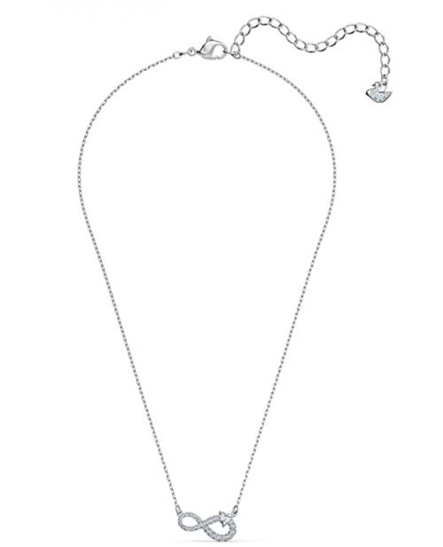 Swarovski Infinity Pendant Necklace