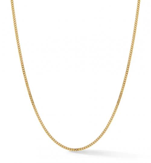 Jade Trau 18kt Gold Cuban Link Chain