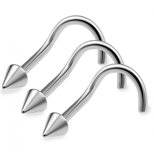 BodyJewellery Nose Screw Rings