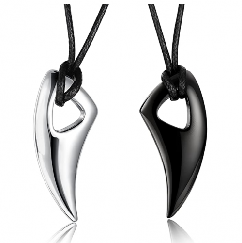 Jstyle Stainless Steel Necklace for Men Necklace
