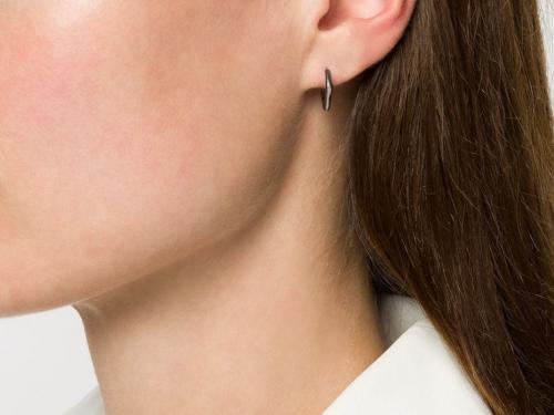 Maria Black Penso Huggie Earring