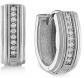 Esquire Men's Jewelry Diamond Earrings