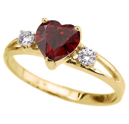 Modern Contemporary Rings Precious Ring
