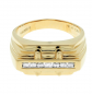 Frost NYC Diamond Pinky Ring