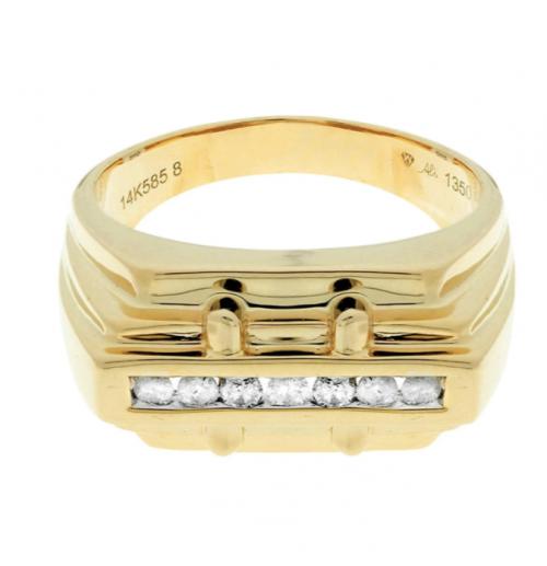 Frost NYC Men's Diamond Pinky Ring