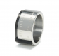 Wolf & Badger Maya Ring In Silver