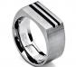 Metal Masters Co. Titanium Pinky Ring