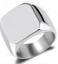 Van Unico Stainless Steel Ring