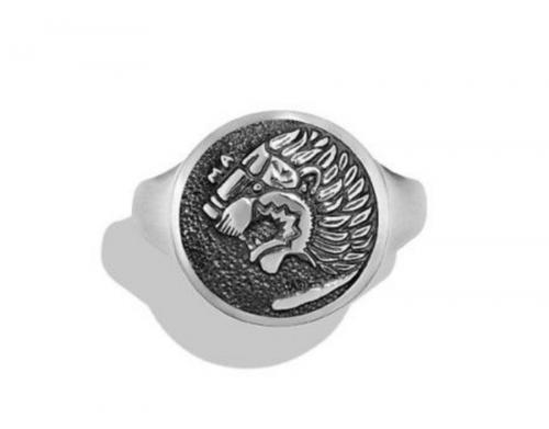 David Yurman Petrvs Lion Ring