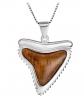 Aloha Jewelry Co. Koa Wood Necklace