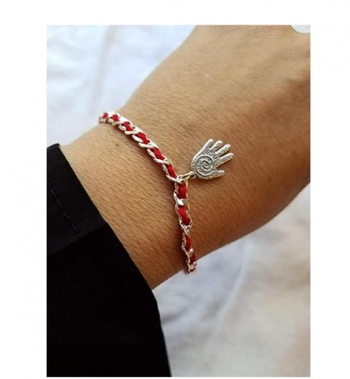 Paula Store Hamsa Kaballah Bracelet