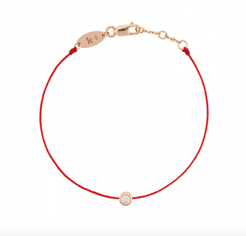 Redline 18k Gold/Diamond Bracelet
