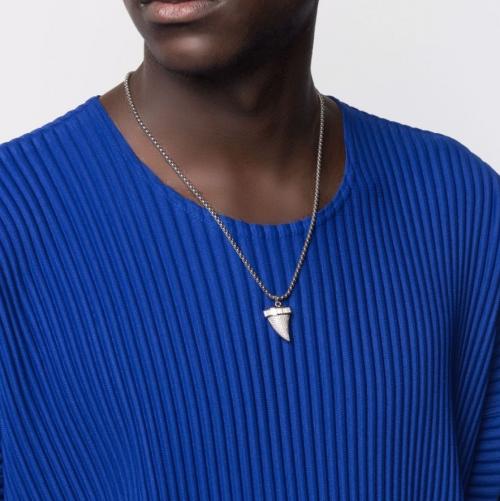 Darkai Tooth Pendant Necklace