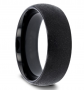Larson Obsidian Domed Ring