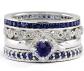 Black Bow Jewelry Co. Paradise Ring Set