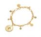 My Medallion Charm Bracelet