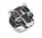 Saks Off 5th Effy Emerald Panther Ring