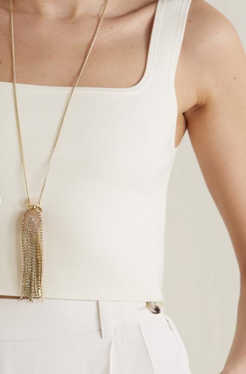 Rosantica Profumo Quartz Necklace