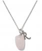 Raf Simons Rose-Quartz Necklace
