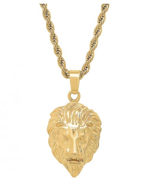 Anthony Jacobs Lions Pendant