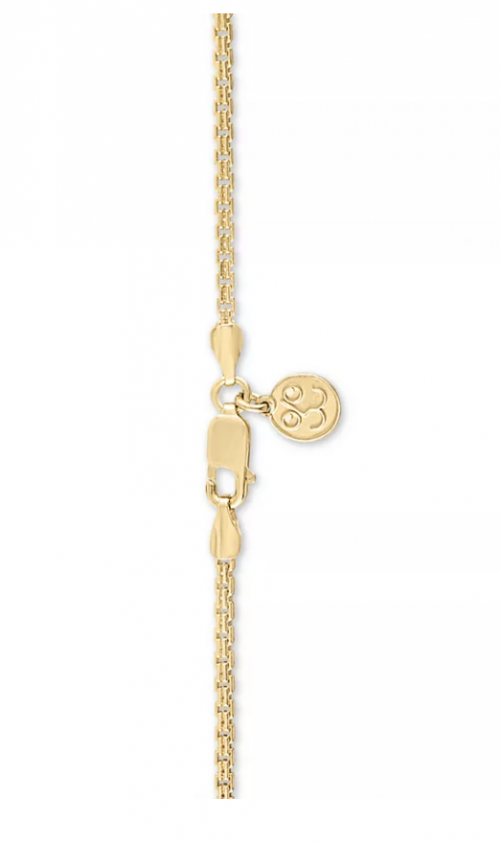 Esquire St. Christopher & Cross Necklace