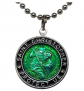 Wet Products St. Christopher Surf Necklace